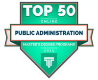 Top Management Degrees - Top 50