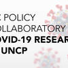 NC Policy Collaboratory Covid 19 research at UNCP